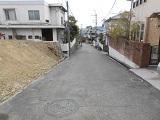 宝塚市仁川台 売土地